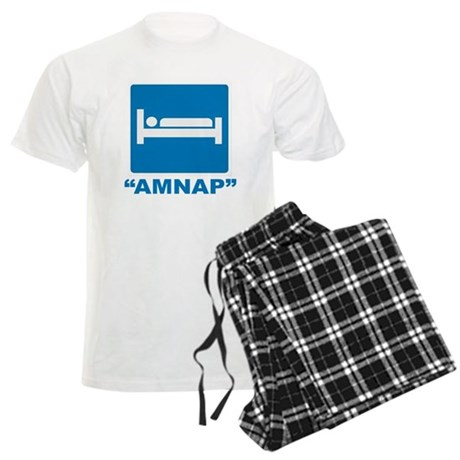 AMNAP Men's Light Pajamas