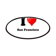 I Heart Love San Francisco.png Patches