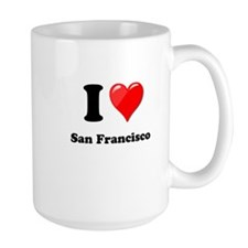 I Heart Love San Francisco.png Mug