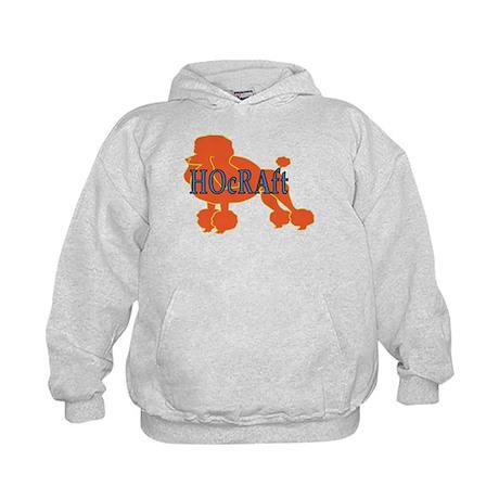 HOcRAft Logo Kids Hoodie