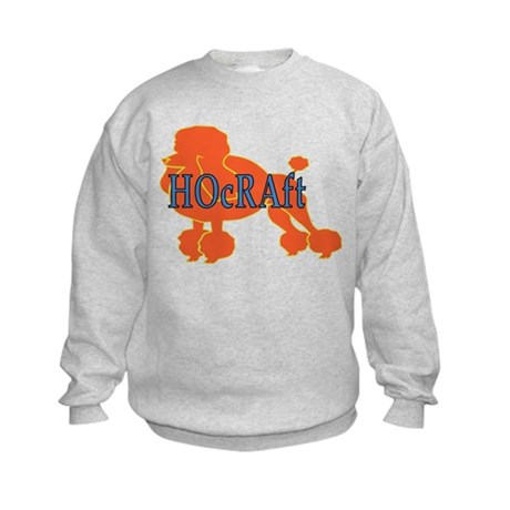 HOcRAft Logo Kids Sweatshirt