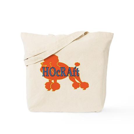 HOcRAft Logo Tote Bag