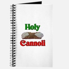 Holy Cannoli Journal