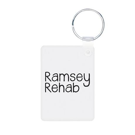 Ramsey Rehab Photo Keychain