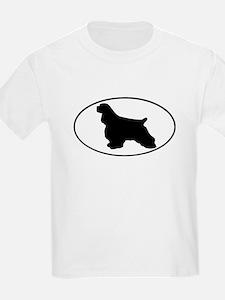 Cocker Spaniel Kids T-Shirt