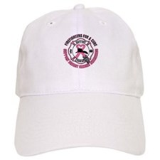 Firefighters For A Cure Breast Cancer Baseball Cap
