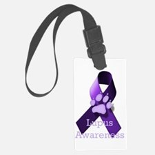 Lupus Awareness Luggage Tag