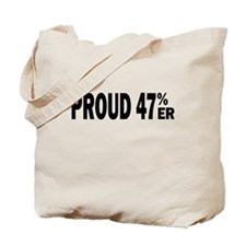Proud 47 Percent-er Tote Bag