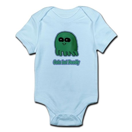 Baby Cthulhu Infant Bodysuit