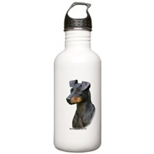 Manchester Terrier 8W13D-07 Water Bottle