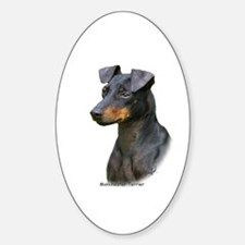 Manchester Terrier 8W13D-07 Decal