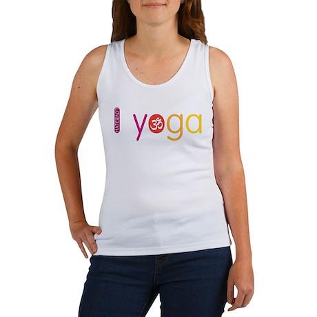 Yoga Town - I YOGA Women's Tank Top