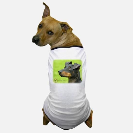 Manchester Terrier 8W13D-12_2 Dog T-Shirt