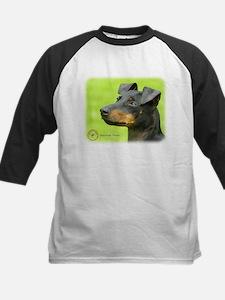 Manchester Terrier 8W13D-12_2 Kids Baseball Jersey