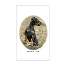 Manchester Terrier 9B080D-09 Decal