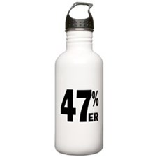 47 Percent-er Water Bottle