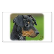 Manchester Terrier 9B085D-07_2 Decal
