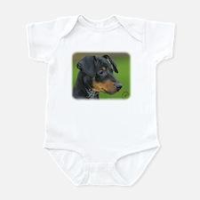 Manchester Terrier 9B085D-07_2 Infant Bodysuit