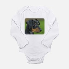 Manchester Terrier 9B085D-07_2 Long Sleeve Infant