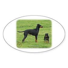 Manchester Terrier 9B086D-17 Decal