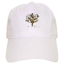 Guitar Tree Baseball Cap