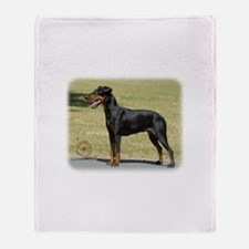 Manchester Terrier 9R032D-094 Throw Blanket