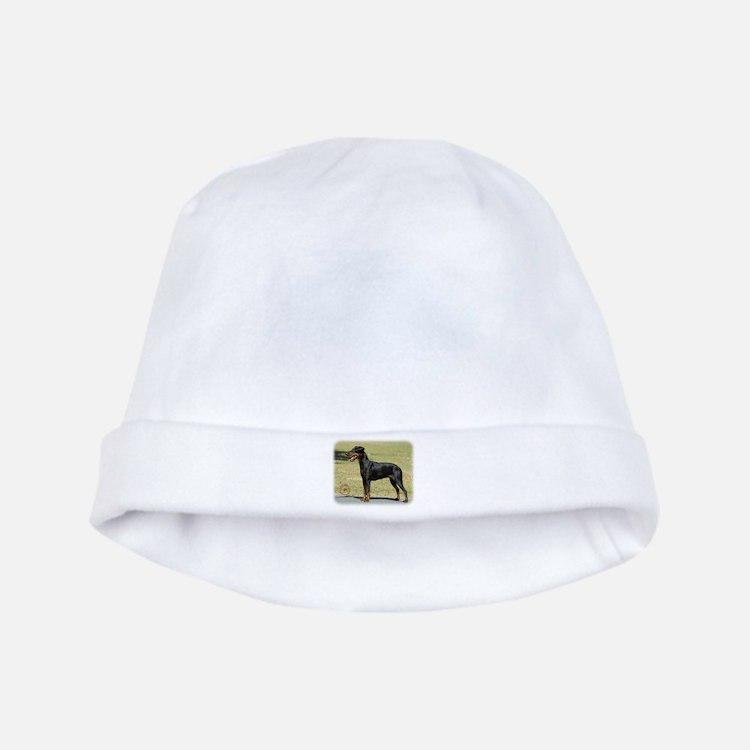 Manchester Terrier 9R032D-094 baby hat