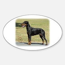 Manchester Terrier 9R032D-094 Decal