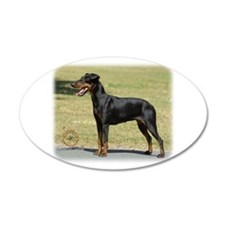 Manchester Terrier 9R032D-094 Wall Decal