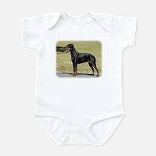 Manchester Terrier 9R032D-094 Infant Bodysuit