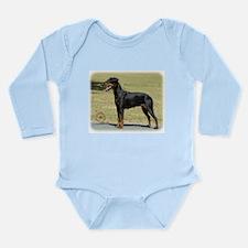 Manchester Terrier 9R032D-094 Long Sleeve Infant B