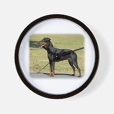 Manchester Terrier 9R032D-094 Wall Clock