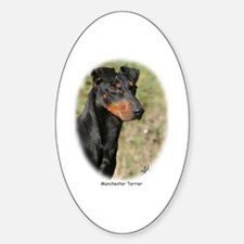 Manchester Terrier 9Y207D-061 Decal