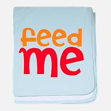 feed me baby blanket