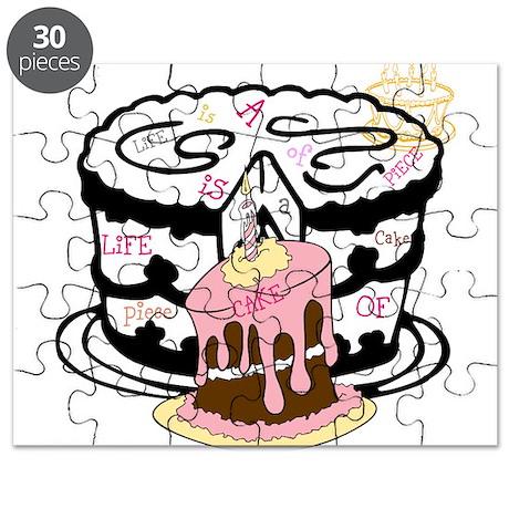 BLO Piece of Cake design Puzzle