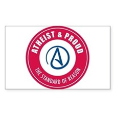 Atheist Proud Decal