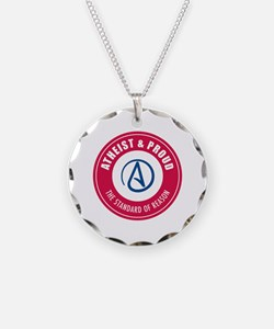 Atheist Proud Necklace