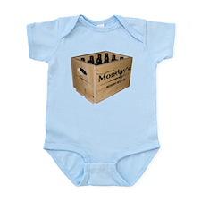 Case of the Mondays Infant Bodysuit