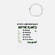 Native Plants for Frontyard Keychains