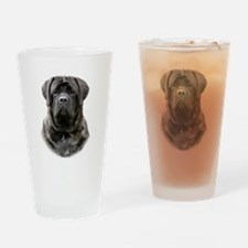 Mastiff 9Y363D-076 Drinking Glass