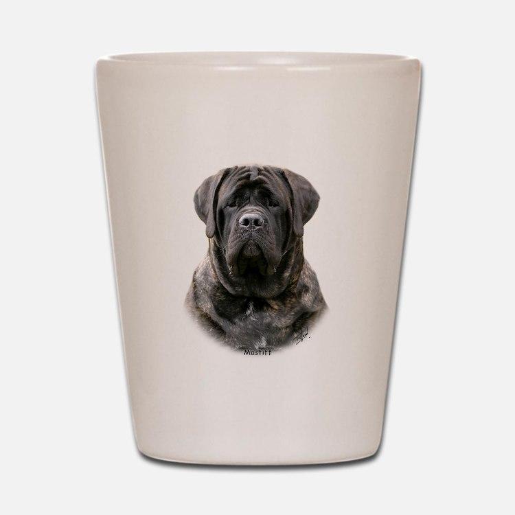 Mastiff 9Y363D-076 Shot Glass