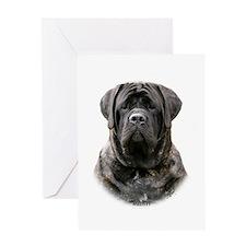 Mastiff 9Y363D-076 Greeting Card