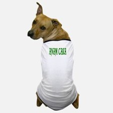 AnamCARAgreen1POCKET4inches.png Dog T-Shirt
