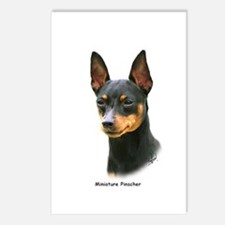 Min Pin 8A083-13 Postcards (Package of 8)