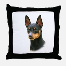Min Pin 8A083-13 Throw Pillow