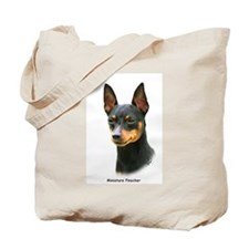 Min Pin 8A083-13 Tote Bag