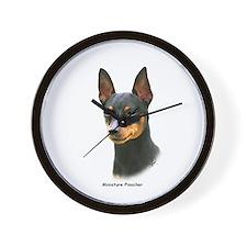 Min Pin 8A083-13 Wall Clock