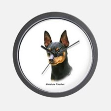 Min Pin 8A083-13 Wall Clock
