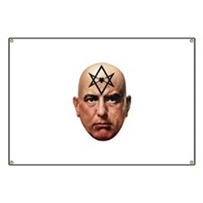 Aliester Crowley Banner