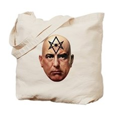 Aliester Crowley Tote Bag